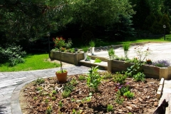 taras ogrodowy